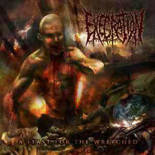 Execration-A Feast for the Wicked CD Brutal death Metal with an obsession