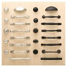 """3"""" Drawer Pull, Cabinet Knobs, Cabinet Hardware, Satin Nickel, Oil Rubbed Bronze"""