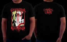 CANNIBAL CORPSE- American death metal band -Tshirt-sizes:S to 6XL