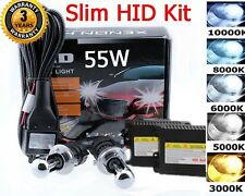 55W H11 HID Xenon Headlight Low Beam Replacement Conversion Kit For Chevrolet MP