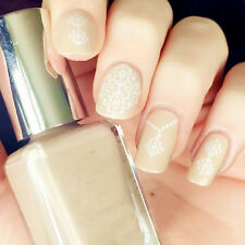1 Sheet Nail Art Manicure Vintage Damask Water Decals Transfer Stickers