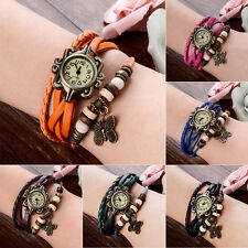 Fashion Butterfly Bracelet Watch Quartz Movement Wrist Watch for Girl Women Hot