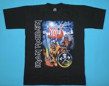 Iron Maiden - Nordic Tour T-Shirt