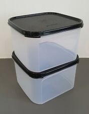Tupperware Modular Mates SQUARE II : 2.6L (2 Pcs  - Wholesale Price!)
