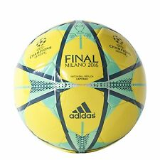 Adidas UEFA Champions League Finale Milano Capitano Football 2015-16 (Yellow)