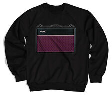Vox AC30 Guitar Amp Unisex  Sweatshirt Jumper  All Sizes Colours