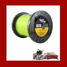 Black Magic IGFA Bulk Monofilament Fishing Line 10kg-37kg 1000m At FISHING FEVER