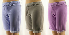 Calvin Klein Womens Plus Performance Fleece Lined Shorts