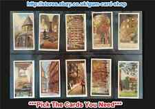 ☆ Churchman - The Inns of Court 1922 (G/F) *Please Select Card*