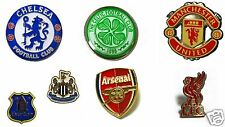 Enamel Pin Football Club Badge Official Crest Licensed