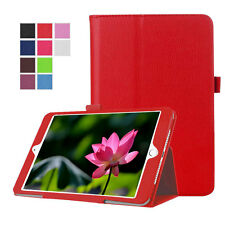 PU Leather Magnetic Flip Stand Case Cover Wake For Apple iPad Air 2 Mini 1234