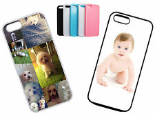 Personalised Custom Printed Photo Picture Collage Hard Phone Case Cover Gift
