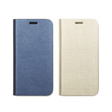 Zenus Metallic Leather Protect Card Slim Diary Cover Case For Samsung Galaxy S7