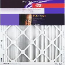 DuPont ProClear Ultimate Allergen Electrostatic Air Filter, MANY Sizes