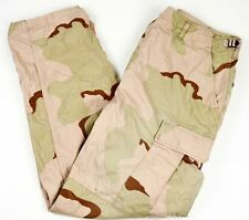 MILITARY ARMY USGI DCU DESERT SUMMER RIP STOP 50/50 PANTS