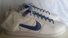 New Nike Tennis Classic SP Colette White Sport Royal 807227-140 Sz 7.5 8.5 9 10
