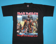 Iron Maiden - Stranger in a Strange Land  T-Shirt  New
