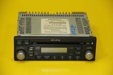 2004 04 ACURA RSX FACTORY STEREO AM-FM RADIO CD PLAYER TESTED OEM 39100-S6M-A000