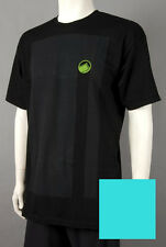 Liquid Force Wakeboard CLEAR SKY short sleeve T Shirt, black or turquoise. 37983