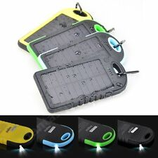12000MAh USB Portable Outdoor Solar Power Bank Battery Charger For Mobile Phones