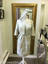 John Charles Mother of the Bride / Groom outfit. 26026 UK 8 & 12. Pale Green