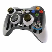 Newcastle United FC Xbox 360 Controller Skin Football Soccer EPL