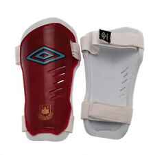 West Ham United FC Umbro Shinpads Football Soccer EPL Protective Shin Guards