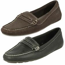 Ladies Sebago Casual Loafer Style Shoes Lucerne