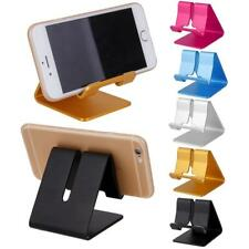 Portable Aluminum Mount Holder Display Stand Cradle Base for Mobile Phone/Tablet