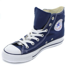 Mens, Womens Converse All Star Hi Navy Canvas Pumps Trainers Shoes Size