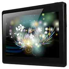 "7"" inch A33 Android 4.4 Tablet PC Quad Core WiFi Bluetooth 3G 16GB Black"