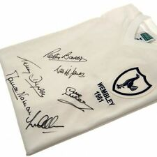 Tottenham Hotspur FC FA Cup Final Signed Shirt Football Soccer EPL