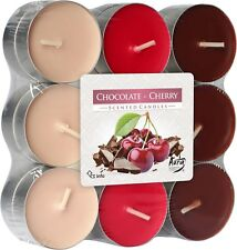 Scented Tea Lights 18 Pack, 10 scents to choose from, 5 hours burning time!!!