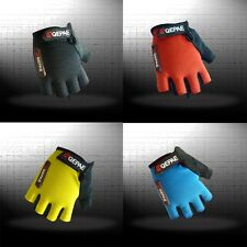 Cycling Gloves Bike Racing Bicycle Motorcycle Sport Gel Half Finger Gloves M-XL