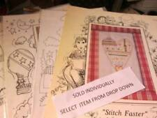 Mosey 'N Me Cross Stitch CHART Your Choice