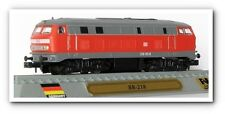 Del Prado N Gauge BR 218 Diesel Locomotive Static Model Sealed - Free UK P&P