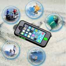 iPhone 5/5S : Water proof Cover with Keys button Water/Dirt/Shock Proof case