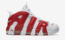 Nike Air More Uptempo Gym Red White Scottie Pippen 414962 100 Men Sizes