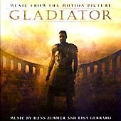 Hans Zimmer - Gladiator [Music from the Motion Picture] (Original ST) CD