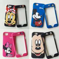 Cartoon Black Minnie mickey mouse fullbody case cover for iphone 6 6S 6Splus 5S