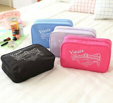 Fashion Portable Wash Hanging Travel Toiletries Makeup Cosmetics wash-hang-bag