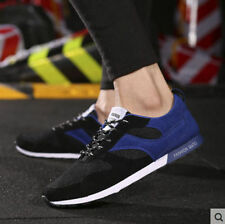 Fashion Breathable Sneakers Sport Casual Running Leisure Canvas Mens Shoes BZ74
