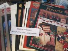 Need'l Love Cross Stitch Leaflet Your Choice