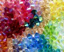 Swarovski Crystal Bead Mixes 6mm Bicone 5328 Crystal Beads - You Pick the Mix!