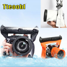 Waterproof Tteoobl Underwater Case Dry Bag Pouch for Nikon Canon SLR DSLR Camera