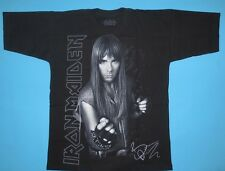 Iron Maiden - Bruce Dickinson Special Collection T-shirt  NEW
