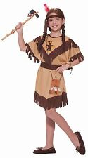 Native American Princess Indian Child Costume