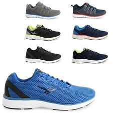 MENS GOLA RUNNING TRAINERS CASUAL GYM FITNESS FASHION SPORTS LACE UP SHOES SIZE