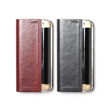 Zenus Neo Classic Leather Protect Diary Cover Case For Samsung Galaxy S7 Edge