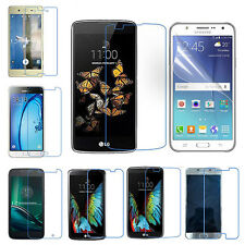 1x Lot HD LCD Clear Screen Protector Film Shield Skin For Various Mobile Phones